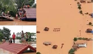 Bầu Đức điều trực thăng sang Lào giải cứu 26 công nhân