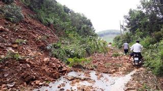 Mưa chồng mưa, vùng núi phía Bắc nguy cơ xảy ra lũ quét, sạt lở đất