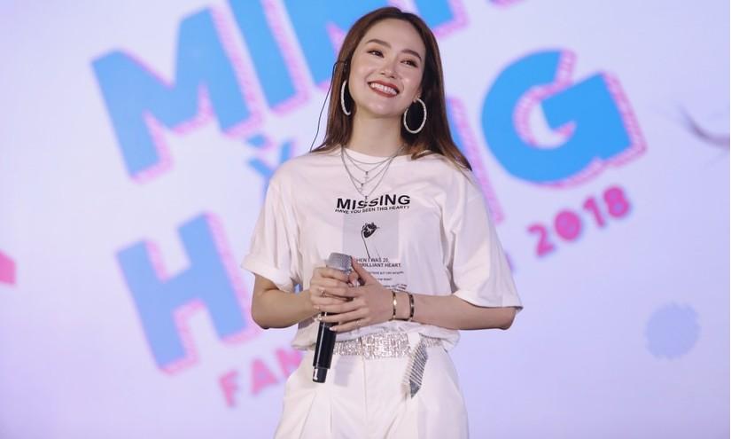 Minh Hằng tiết lộ tình yêu với doanh nhân trẻ