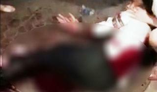 Xác định danh tính nam thanh niên bị truy sát gần chợ Rồng, Nam Định