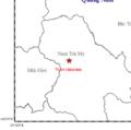 Quảng Nam: 4 trận động đất dồn dập xảy ra chỉ trong một tiếng