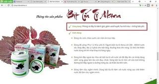 Công ty CP đầu tư Akina Đông Á quảng cáo sai sự thật: Cục An toàn thực phẩm sẽ xử lý sai phạm?