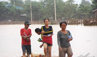 Vẫn còn 131 người mất tích sau vụ vỡ đập thủy điện tại Lào