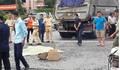 Hà Nội: Xe tải va chạm xe máy khiến một phụ nữ tử vong