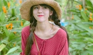 Nữ sinh trường Báo được dân mạng săn tìm vì xinh đẹp như sao Thái