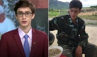 MC ngoại quốc đẹp như nam thần của VTV quyết định bỏ truyền hình về làm nông dân