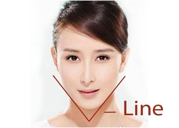 Phương pháp gọt cằm Vline để sở hữu khuôn mặt xinh đẹp