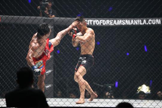 Martin Nguyễn bất ngờ bỏ lỡ chiếc đai thứ 3