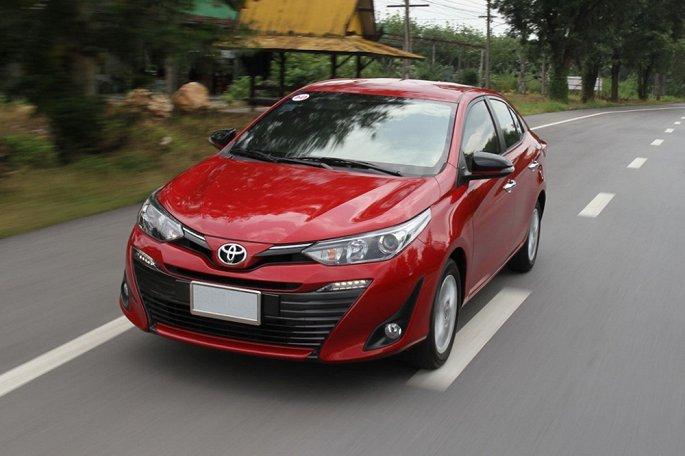 Sedan hạng B tại Việt Nam - nghịch lý của 'thùng tôn di động' Toyota Vios