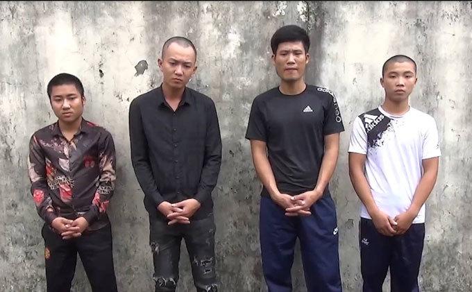 Bắt nhóm bảo kê tàng trữ vũ khí quân dụng trái phép ở Phú Quốc