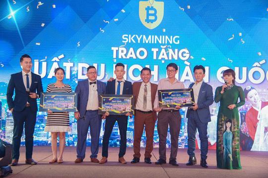 Sky Mining hoành tráng thế nào trước khi TGĐ biến mất cùng 900 tỷ đồng
