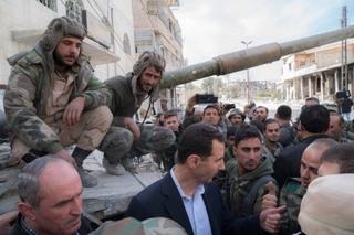 Tổng thống Assad tin vào chiến thắng rất gần của quân đội Syria