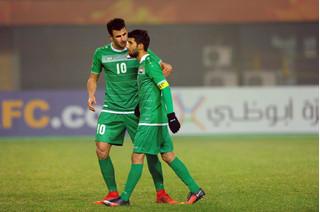 Đội tuyển Iraq bất ngờ rút lui khỏi ASIAD 2018