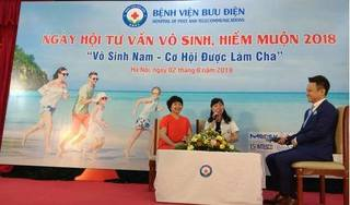 100 cặp vợ chồng hiếm muộn sẽ được hỗ trợ kinh phí làm IVF tại BV Bưu điện