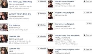 Cặp đôi 'mây mưa' trong quán trà sữa Thái Nguyên bị dân mạng lập nick ảo 'câu like'