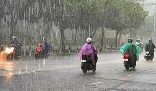 Thời tiết 4/8: Bắc bộ mưa lớn hết ngày mai
