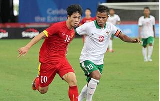 HLV U23 Palestin: Công Phượng, Văn Quyết đá ngang ngửa các cầu thủ Châu Âu