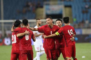 Đội hình U23 Việt Nam so tài với Oman: Công Phượng, Anh Đức dự bị?