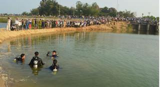 Hai thanh niên tử vong thương tâm khi đi tắm sông