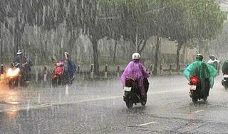 Thời tiết 6/8: Xuất hiện áp thấp nhiệt đới mới, cả nước mưa dông