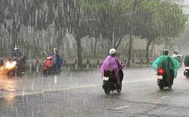 Thời tiết hôm nay 6/8: Xuất hiện áp thấp nhiệt đới mới, mưa trên cả nước