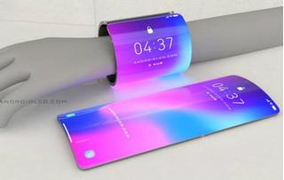 Samsung phát triển smartphone uốn dẻo, đắt gấp đôi iPhone X