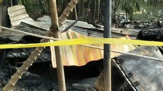 Nửa đêm em rể phóng hoả đốt nhà khiến hai mẹ con chị vợ tử vong