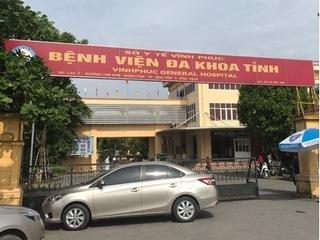 Bệnh viện ĐK Vĩnh Phúc kê sai bệnh án trục lợi bảo hiểm, đổ thừa do 'lỗi đánh máy'