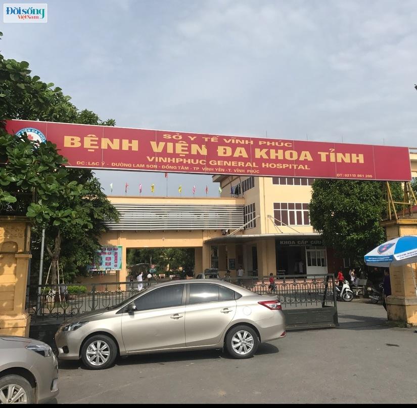 Dấu hiệu trục lợi BHYT tại Bệnh viện đa khoa tỉnh Vĩnh Phúc