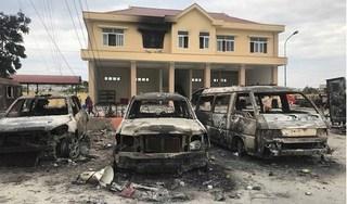 Bắt thêm 3 đối tượng gây rối tại Phan Rí, Bình Thuận