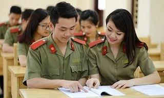 Có 30 chiến sĩ cơ động ở Lạng Sơn đạt điểm đầu vào Học viện an ninh