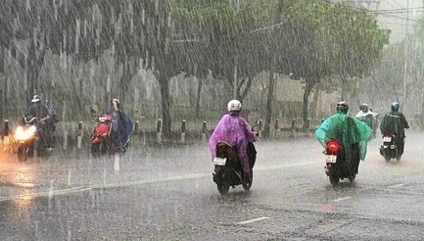 Thời tiết 7/8: Vùng áp thấp khiến miền Bắc mưa dông vài nơi