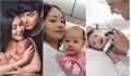 5 nhóc tì đáng yêu của Vbiz ra đời trong 8 tháng qua