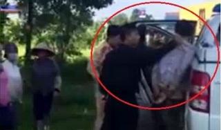 CSGT Quảng Ninh vây bắt ô tô nghi vận chuyển ma túy ly kỳ như phim