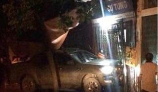 Người đàn ông tử vong nghi bị đối phương dùng xe bán tải đè lên người
