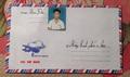 Chàng trai cẩn thận nhất năm: Dán ảnh thẻ ngoài phong bì mừng cưới cho khỏi… nhầm