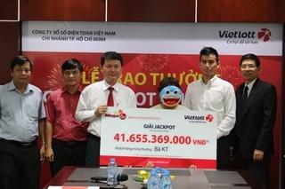 Kết quả xổ số Vietlott hôm nay 7/8: Hơn 47 tỷ đồng đã tìm được chủ nhân