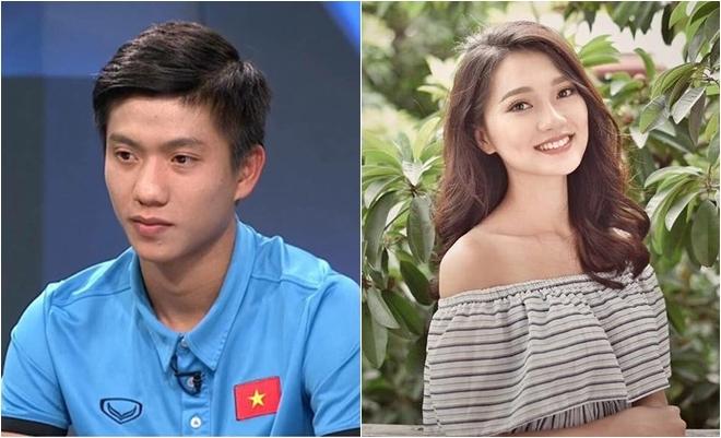 Nguyễn Ngọc Nữ - bạn gái 'tin đồn' xinh đẹp của cầu thủ Phạm Văn Đức