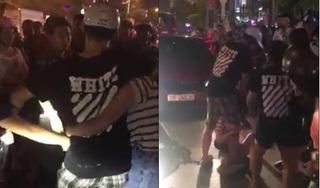 Hà Nội: Nghi vấn vợ bế con bắt gặp chồng cặp bồ giữa phố
