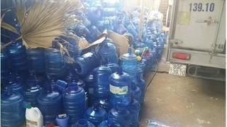 Nước đóng bình Aquavina Thụy Lôi có đảm bảo chất lượng?