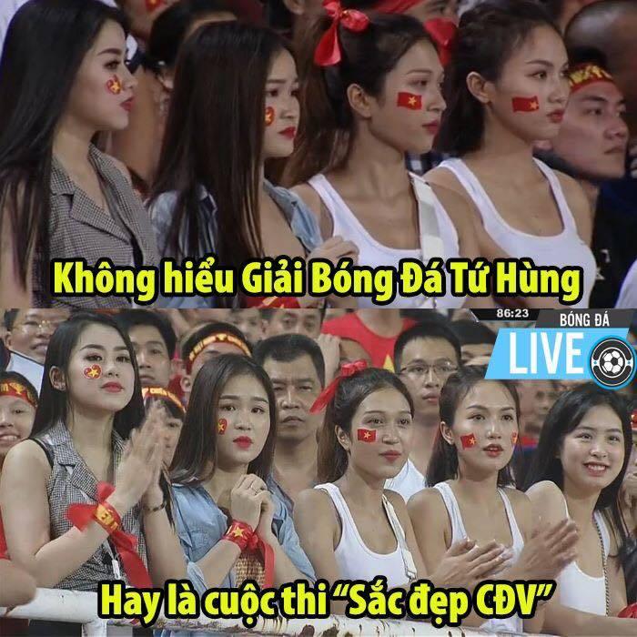 Hotgirl Nóng cùng World Cup, Hotgirl