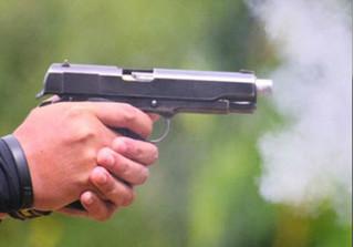 Bắt đối tượng nổ súng bắn chết người khi đang lẩn trốn gần cửa khẩu