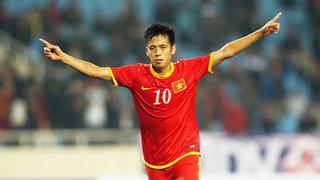 Tiền đạo Văn Quyết làm đội trưởng Olympic Việt Nam tại ASIAD 2018