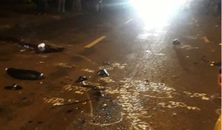Tai nạn nghiêm trọng ở Đắk Lắk, 2 người chết, 1 người bị thương