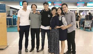 Rời showbiz Việt, Rocker Nguyễn bất ngờ sang Australia