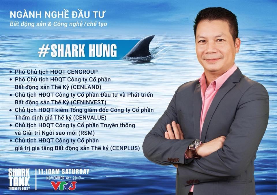 Shark Hưng - 'cha đẻ' của loạt phát ngôn cực lầy lội trong Shark Tank Việt Nam
