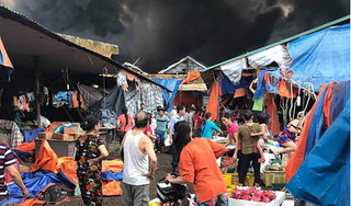 Cháy chợ Sóc Sơn 'lòi' ra hàng loạt sai phạm