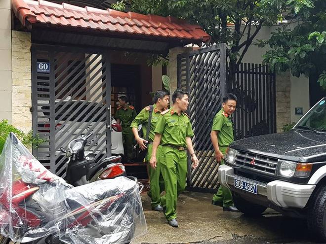 Bộ Công an khám xét nhà của 6 cựu lãnh đạo Đà Nẵng vì liên quan Vũ 'nhôm'