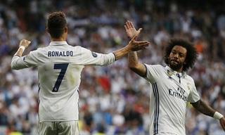 Marcelo sẽ tái ngộ với C. Ronaldo trong màu áo Juventus?