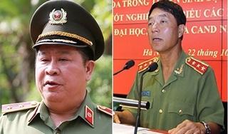Hai tướng công an Bùi Văn Thành và Trần Việt Tân bị giáng cấp